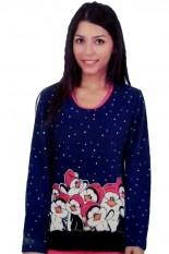Kalėdinė šilta ir švelni pižama DPI-113