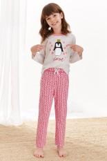 Medvilninė Taro pižama mergaitei, VPI-098
