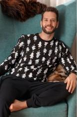 Vyriška šilta medvilninė Doctor Nap pižama OVI-057